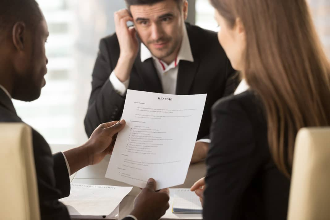Resume Cover Letter Application Mistakes