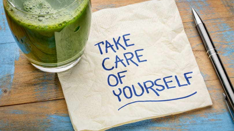 Take Care Of Yourself Juice