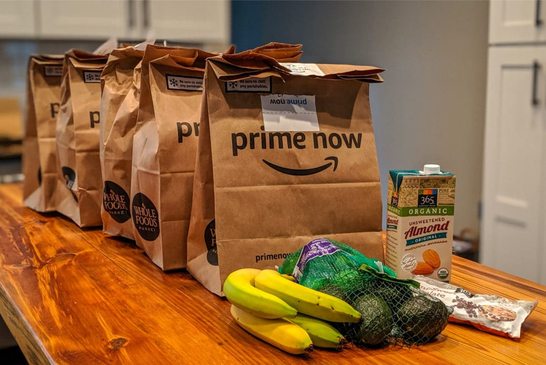 Amazon Prime Pantry Fresh Produce Whold Foods