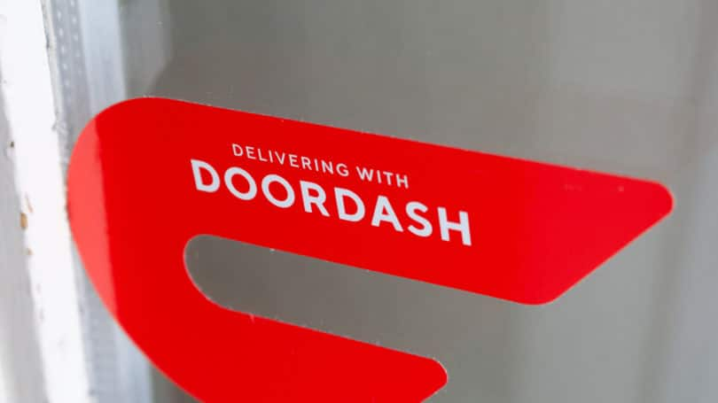 Delivering With Doordash