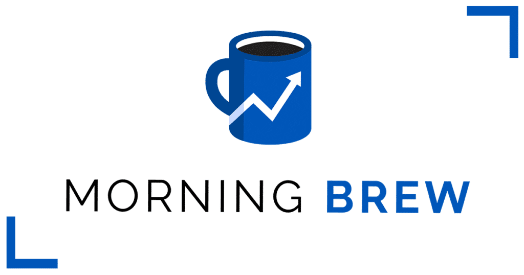 Morning Brew Newsletter Logo