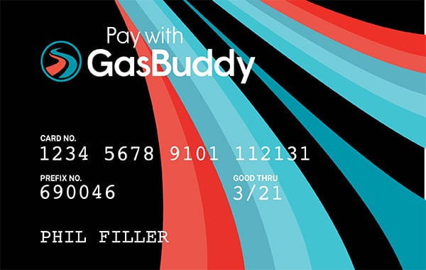 Pay With Gasbuddy Card