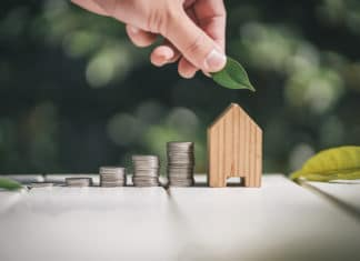 Small Purchases Save Money Green