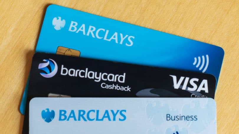 Barclays Credit Cards Options Variety