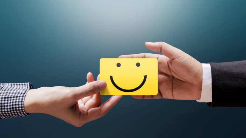 Happy Good Customer Experience Service Review Network Referral